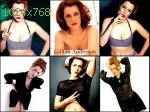 wallpapers de Gillian ANDERSON