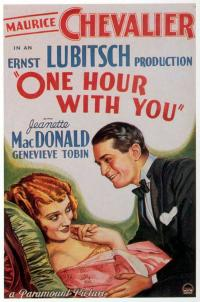 poster  One Hour With You 324696