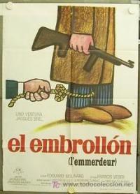 Poster L'Emmerdeur 325344