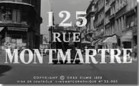 125, rue Montmartre : image 623190