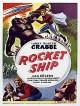 jaquette pour Flash Gordon Rocketship