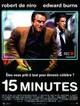 jaquette pour 15 minutes