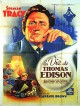 jaquette pour La Vie de Thomas Edison