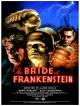 jaquette pour La Fianc�e de Frankenstein