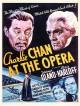jaquette pour Charlie Chan à l'Opéra