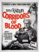 jaquette pour Corridors of Blood