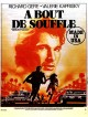 A bout de souffle   cover film A bout de souffle made in USA