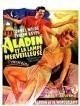 jaquette pour Aladin ou la lampe merveilleuse