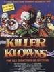 1 jaquette pour Les Clowns tueurs venus d'ailleurs