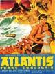 jaquette pour Atlantis, terre engloutie