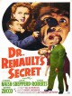 jaquette pour Doctor Renault's Secret