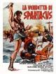 jaquette pour La Vengeance de Spartacus
