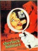 jaquette pour A la Mani�re de Sherlock Holmes