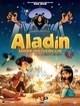 jaquette pour Aladin et la lampe merveilleuse