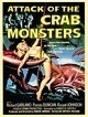 jaquette pour Attack of the Crab Monsters