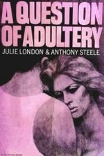 jaquette pour A question of adultery