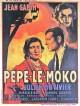 jaquette pour P�p� le Moko