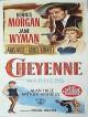 jaquette pour Cheyenne