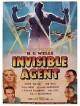 jaquette pour L'Agent invisible contre la Gestapo