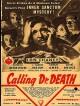 jaquette pour Calling Dr Death