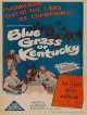 jaquette pour Blue grass of Kentucky