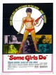 Science-fiction : robots, androïdes, cyborgs   cover film Some girls do