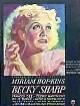 jaquette pour Becky Sharp