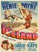 jaquette pour Iceland