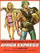 jaquette pour Africa express