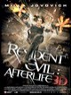 DVD et blu-ray Resident Evil : Afterlife