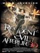 jaquette pour Resident Evil : Afterlife