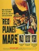 Science-fiction : planètes   cover film Red planet Mars