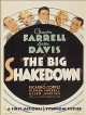 Film Noir américain   cover film The Big Shakedown