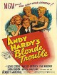 jaquette pour Andy Hardy's Blonde Trouble