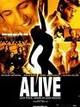 jaquette pour Alive