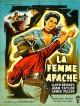 jaquette pour La Femme apache