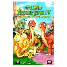 le petit dinosaure voyage au pays des brumes