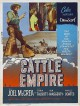 jaquette pour Cattle Empire
