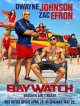 Adaptation de séries TV   cover film Baywatch - Alerte à Malibu !