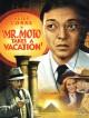 jaquette pour Les Vacances de Mr. Moto