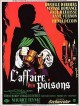 jaquette pour L'Affaire des poisons