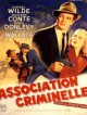 jaquette pour Association criminelle