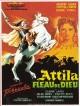jaquette pour Attila, fl�au de dieu