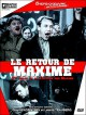 jaquette pour Le Retour de Maxime