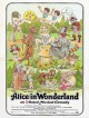 jaquette pour Alice in Wonderland: an X-rated Musical Fantasy