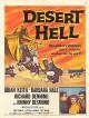 jaquette pour Desert hell