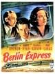 jaquette pour Berlin Express