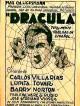 jaquette pour Dracula