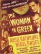 jaquette pour La Femme en vert