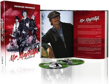 Mr. Majestyk en �dition collector combo blu-ray/dvd